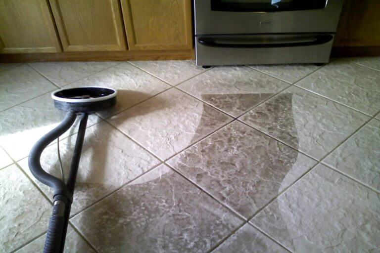 Kitchen Tile and Grout Cleaning Santa Maria, Ca
