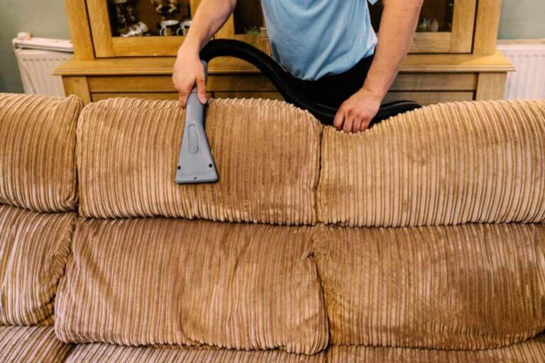 Upholstery Cleaning Near Me - Santa Maria, Ca